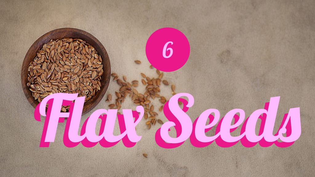 flax seeds protein