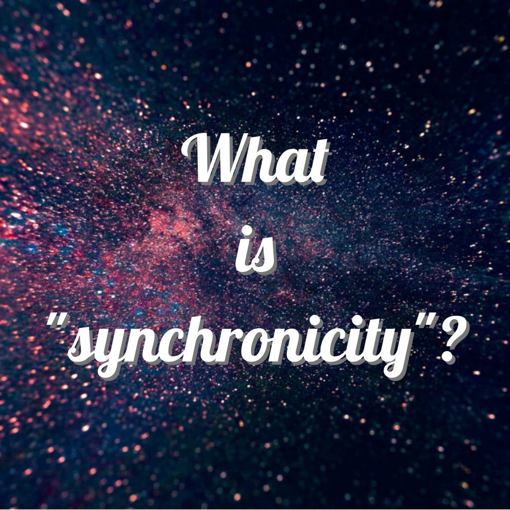what is synchronicity