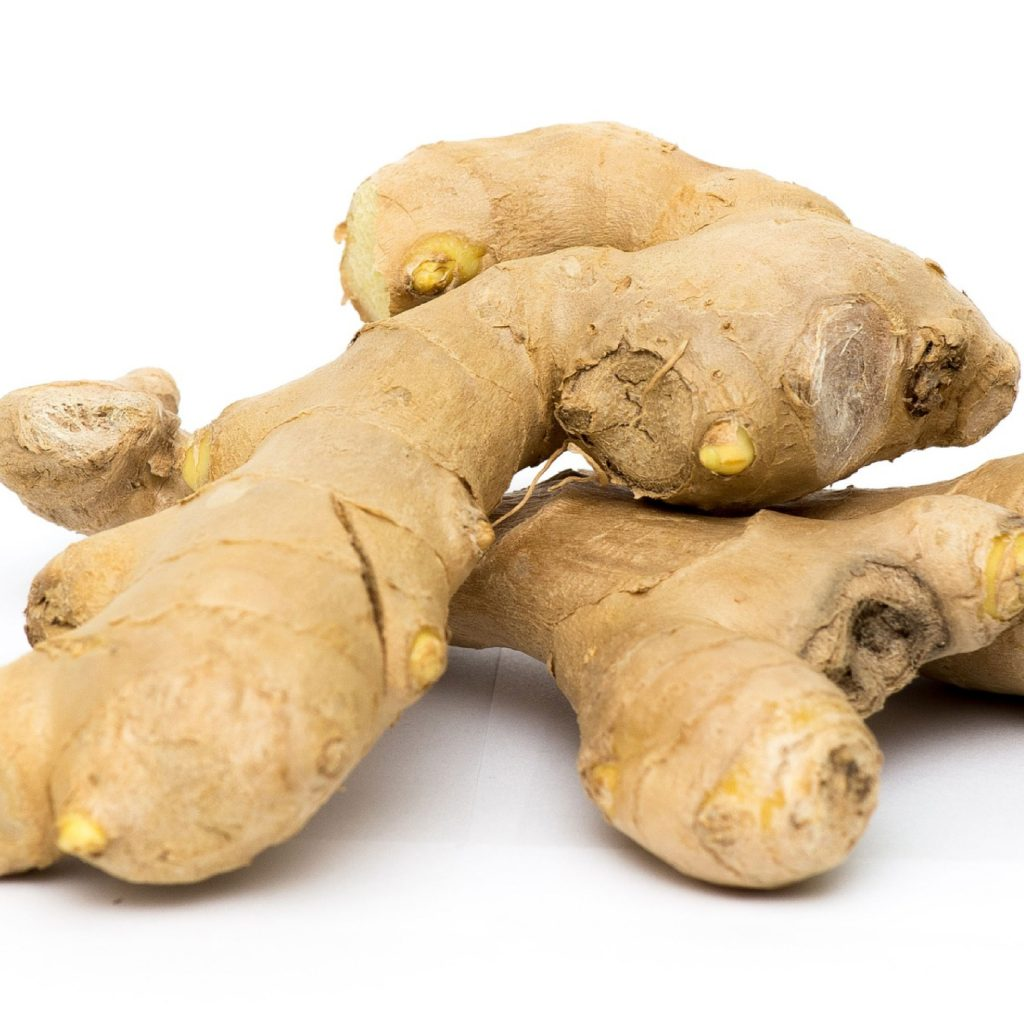 Lower Inflammation Ginger