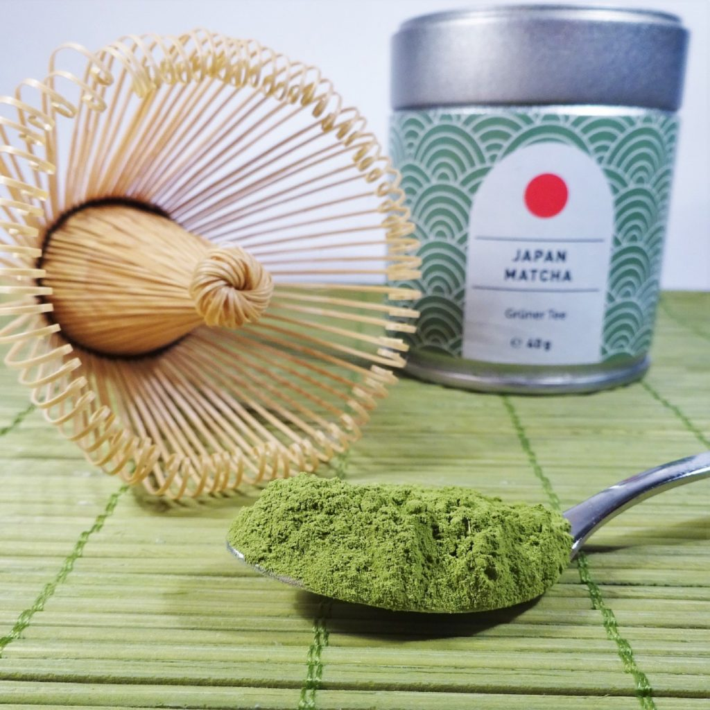 lower inflammation matcha