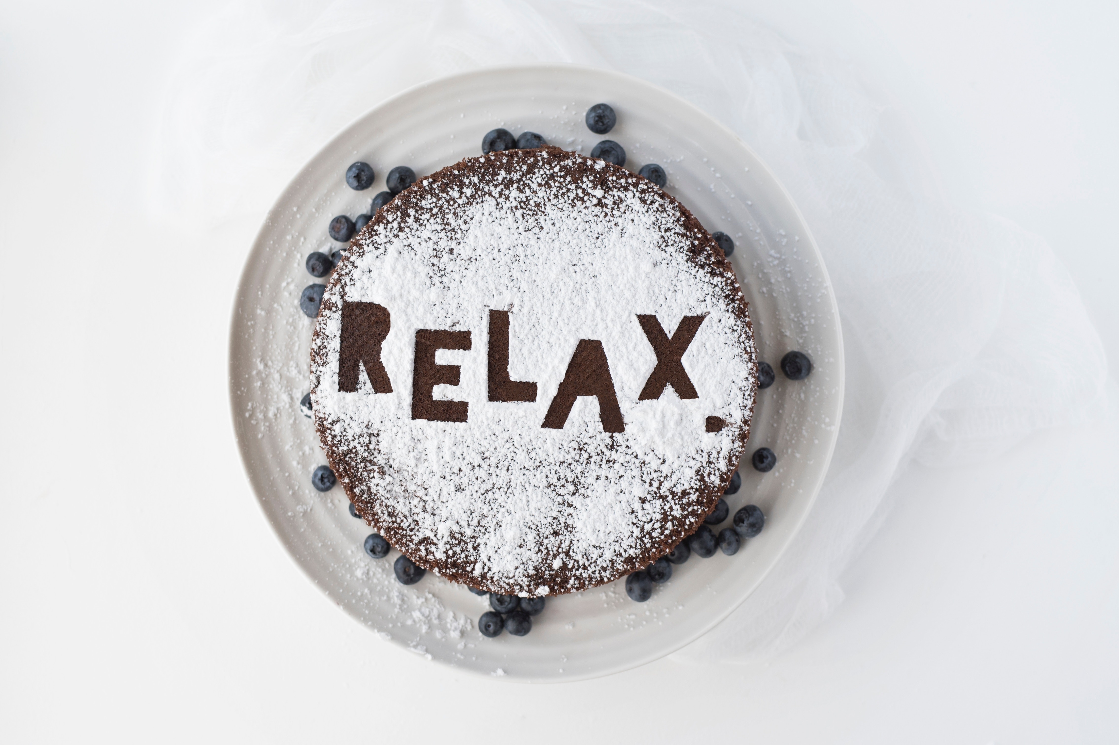 Relax, chill, meditate